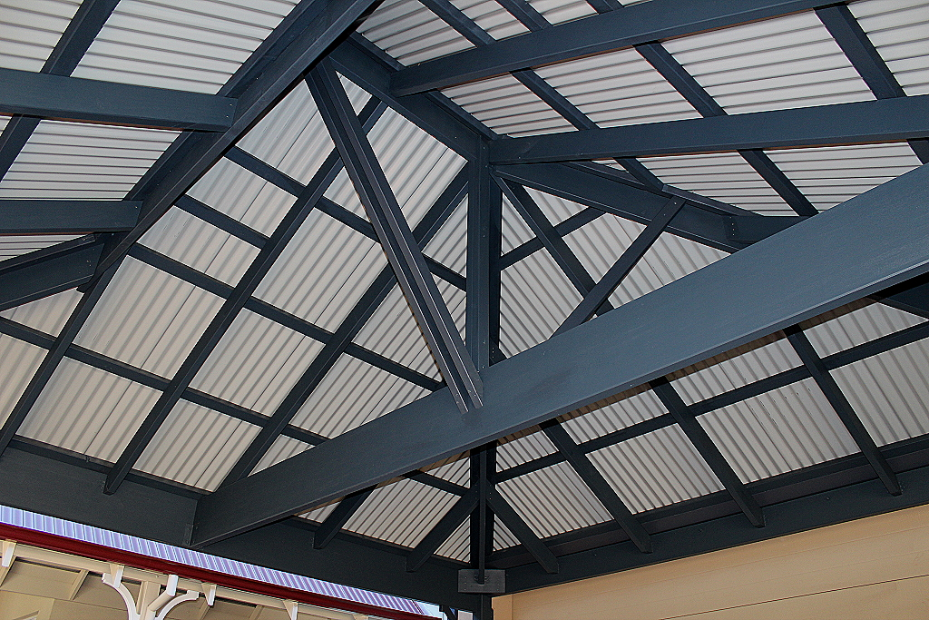 Dutch And Company >> Double timber Carport with Colorbond Dutch gable roof ...