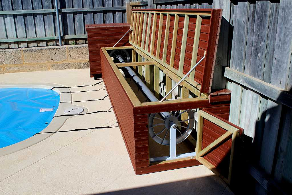 Pool Blanket Boxes, Pool Storage Boxes | Blue Sky ...